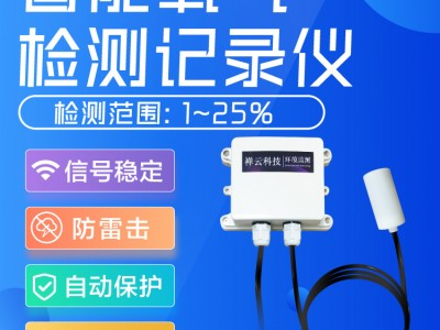 智能氧气检测仪(RS485输出)